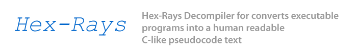 Hex-Rays Decompiler | E-SPIN Group